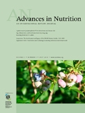 Advances in Nutrition: An International Review Journal